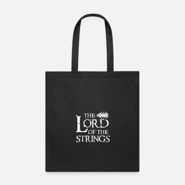 Band Guitarist lord of the strings - Tote Bag