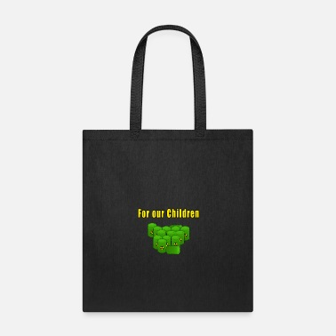 Radioactive For our children - Tote Bag