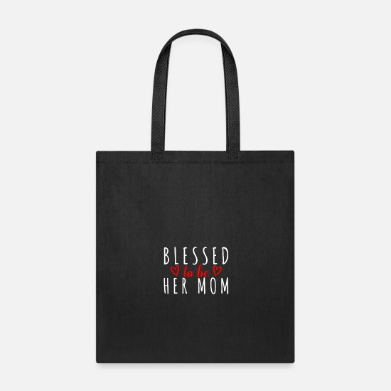 Daughters Bags & Backpacks - Mother - Tote Bag black