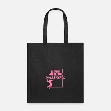 Volleyball Ladies Player Volleyball Volley Ladies Volleyballer - Tote Bag