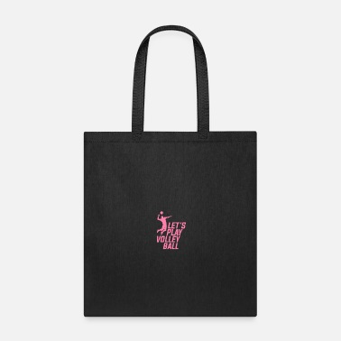 Volleyball Ladies Volleyballer Volley Player Volleyball Ladies - Tote Bag