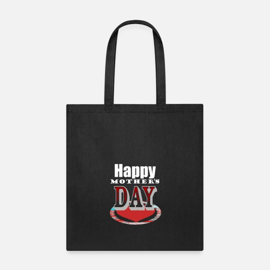 Gift Idea Bags & Backpacks - Mothers Day - Tote Bag black