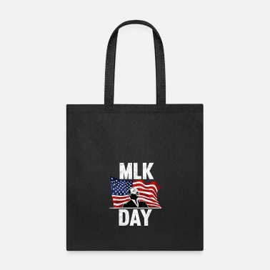 Legendary MLK DAY Black History Month T shirt - Tote Bag