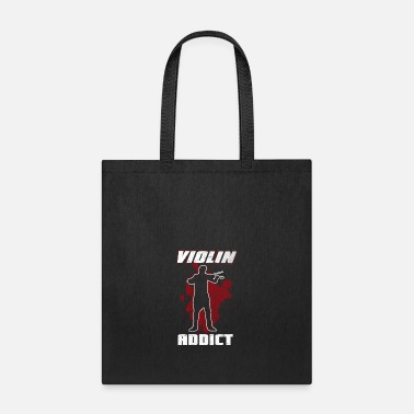 Conductor Violin strings hall opera orchestra string - Tote Bag