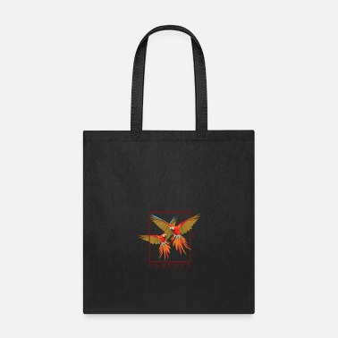 Advent Parrots - Tote Bag