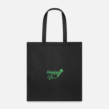 Chant Chanting - Tote Bag