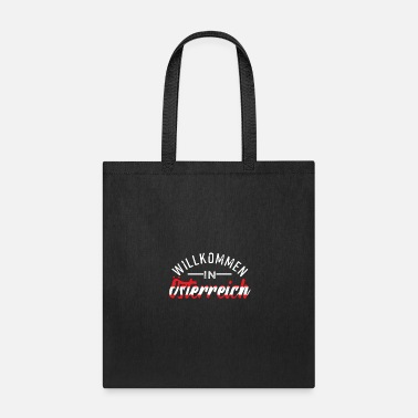 Austria Austria Austrian Flag Nation Land Funny Quote - Tote Bag