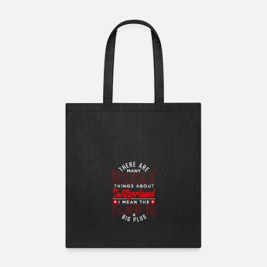 Patriot Switzerland Swiss Flag Land Nation Patriot Funny - Tote Bag