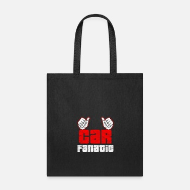 Performance Car Fanatic - Tote Bag