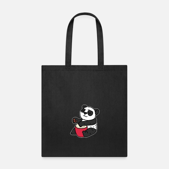 Musical Bags & backpacks - Drum Drums Music Gift Instrument - Tote Bag black