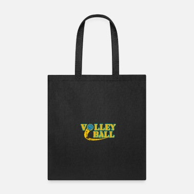 Indoor Volleyball Volleyball - Beach Volleyball - Tote Bag