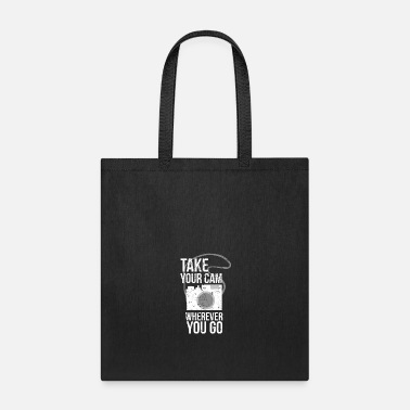 Occupation Forograf photo photographing picture camera - Tote Bag