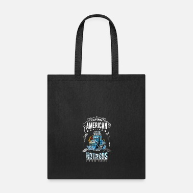 American Hotrod Car Race - Tote Bag