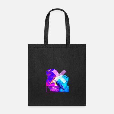 Neon Sad Boys Girls Japanese Retro 80s 90s Futurism Tee - Tote Bag