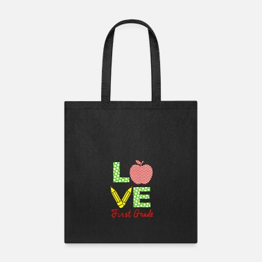 Premium Grade Love first grade - Tote Bag