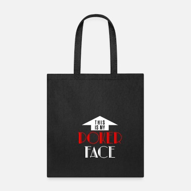 Holdem Pokerface Poker Playing Cards Chips Casino Men - Tote Bag