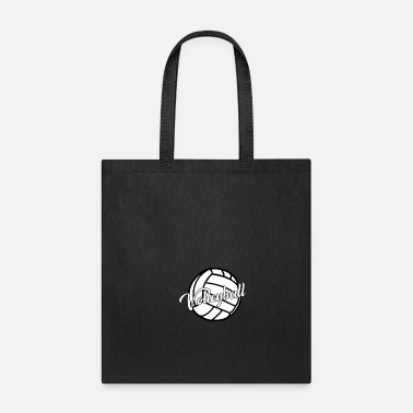 Indoor Volleyball Sport Indoor VOLLEYBALL BALL T-shirt for Gift - Tote Bag