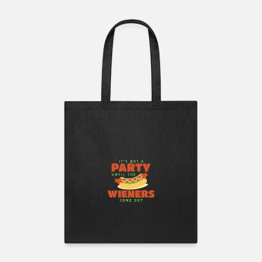 Florence party wieners - Tote Bag