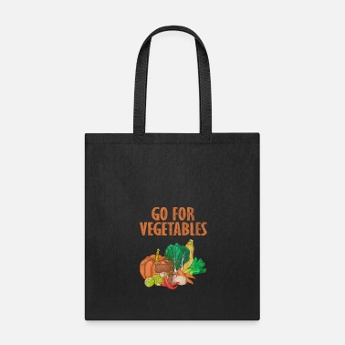 Fruit Vintage Animal Welfare Rights Veggie Vegetarian - Tote Bag