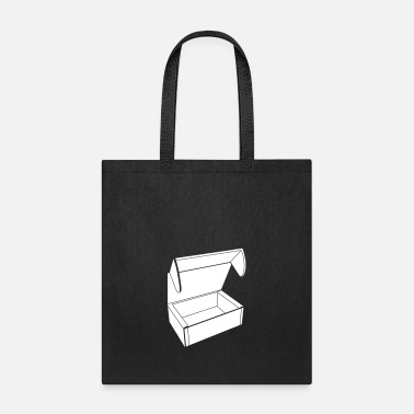 Carton carton box - Tote Bag