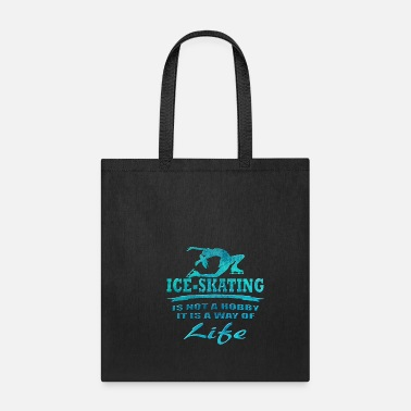 Ice Ice Skating - Tote Bag