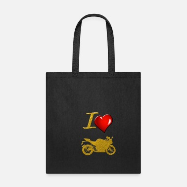 Motorcycle Motorcycling - Tote Bag
