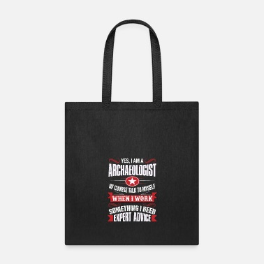 Archaeology Archaeologist CHRISTMAS T SHIRT - Tote Bag