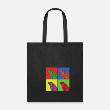 Rodent Hawk Beak Rodent Feather - Tote Bag