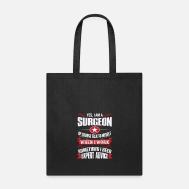 Surgeon Surgeon GIFT - Tote Bag