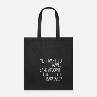 Modernist Travel mood relax holiday chill out - Tote Bag