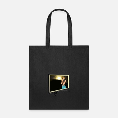 Tv TV - Tote Bag