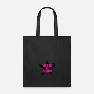Heavy ROCK ART - Tote Bag