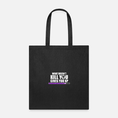 Computer What Doesn't Kill You - Gives You XP - Men Gifts - Tote Bag