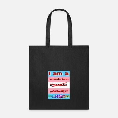 Person person - Tote Bag