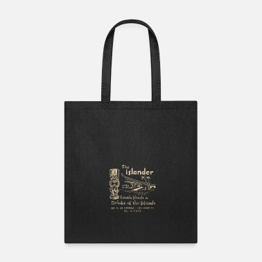 Island The Islander - Tote Bag