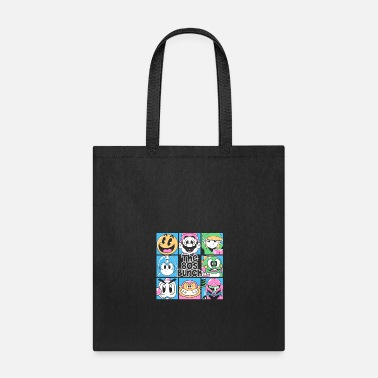 the 80s bunch gamer t-shirt - childhood collection - Tote Bag