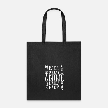 Japanese Art Anime - Tote Bag
