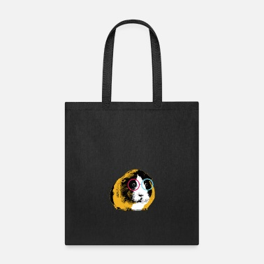 South America Guinea Pig Lover Cavy Squeak Rodent Zoo Capybara - Tote Bag