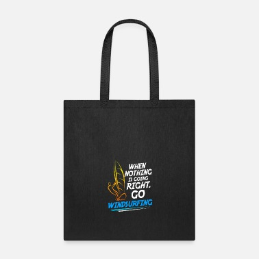 Lake Windsurf Windsurfing Surfboard Surfer Surfing Sea - Tote Bag