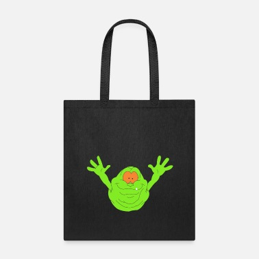 Little-green-men Green Little Monster - Tote Bag