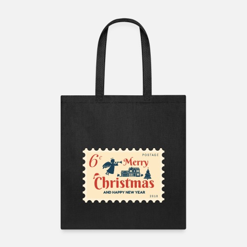 Tote BagStamp 6 Cent