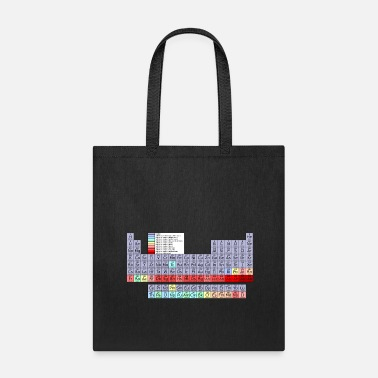 Back To School - Periodic Table - Tote Bag