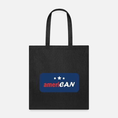American Icon ameriCAN - Tote Bag