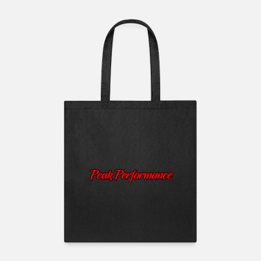 Performance Peak Performance - Tote Bag