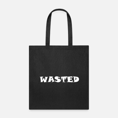 Gta GTA T - Wasted - Tote Bag