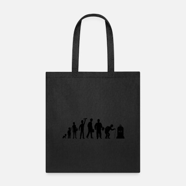 Evolution Evolution - Tote Bag