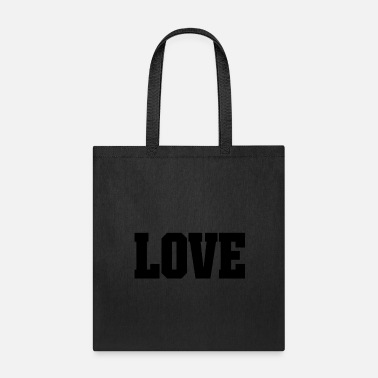 Cuore LOVE - Tote Bag