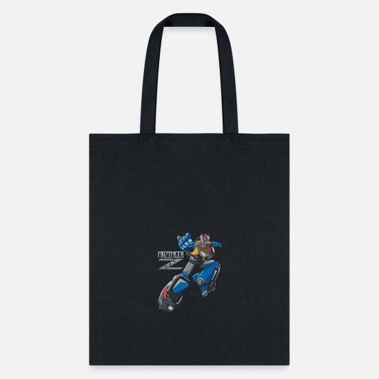 Mazinger Z Robots Tote Bag | Spreadshirt