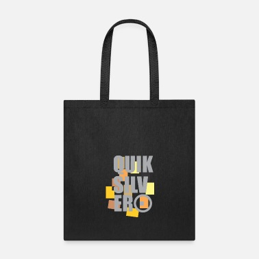 Silver Quik Silver - Tote Bag