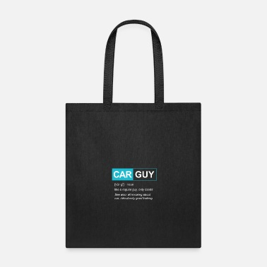 Guy Fawkes Funny Car Guy Gift Car Guy Definition - Tote Bag